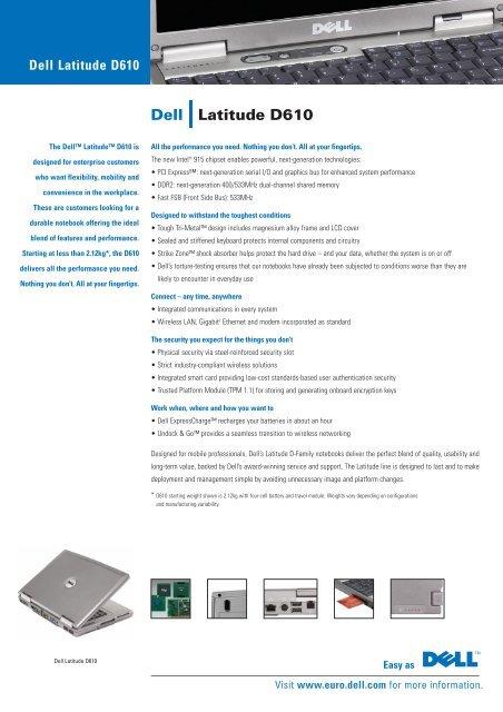 LATITUDE D610 PCI SIMPLE COMMUNICATIONS DRIVER FOR WINDOWS MAC