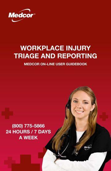 Medcor Online Guidebook