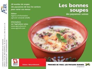 Les bonnes soupes_2011 - Nomad Systems
