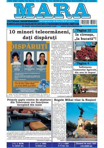 Descarca nr. 1204 - Ziarul Mara