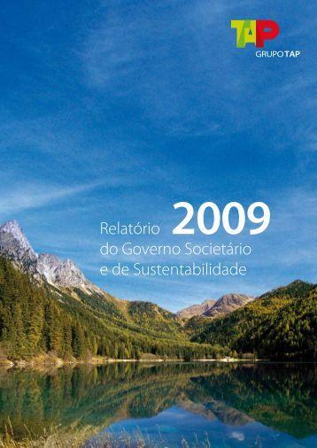 Relatório do Governo Societário e de Sustentabilidade - TAP Portugal