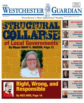 read The Westchester Guardian - February 14, 2013 edition - Typepad
