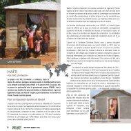 Haïti - Planète Urgence