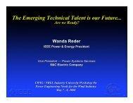 Wanda Reder Slides - Utility Variable Generation Integration Group
