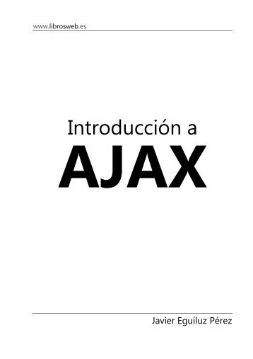 Introduccion a AJAX - Web de jEsuSdA 8