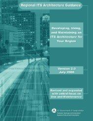 Executive Summary - FHWA Operations - U.S. Department of ...