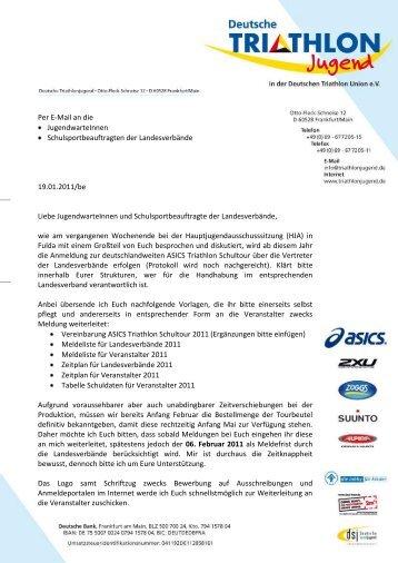 Meldeverfahren Tour 2011.pdf - Hessischer Triathlon Verband