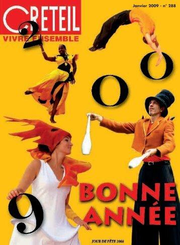 Vivre Ensemble - Janvier 2009 - Créteil