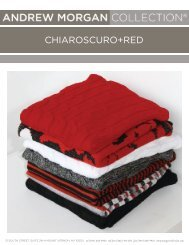 CHIAROSCURO+RED - Andrew Morgan Collection