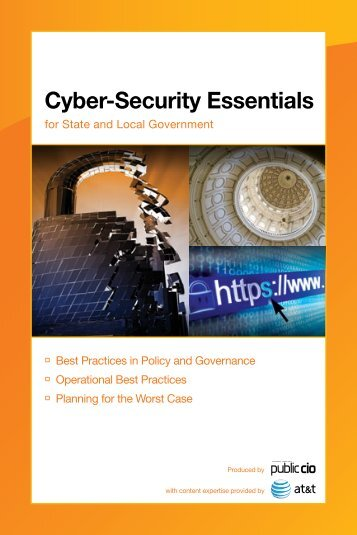 Cyber Security Essentials for State and Local Government - AT&T