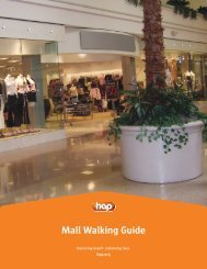 Mall Walking Guide - Hap.org
