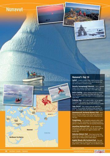 Nunavut - Destination Canada