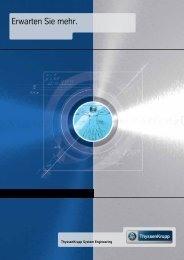 Download - ThyssenKrupp System Engineering