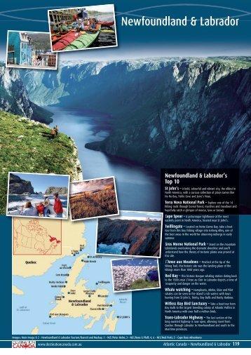 Newfoundland & Labrador - Destination Canada