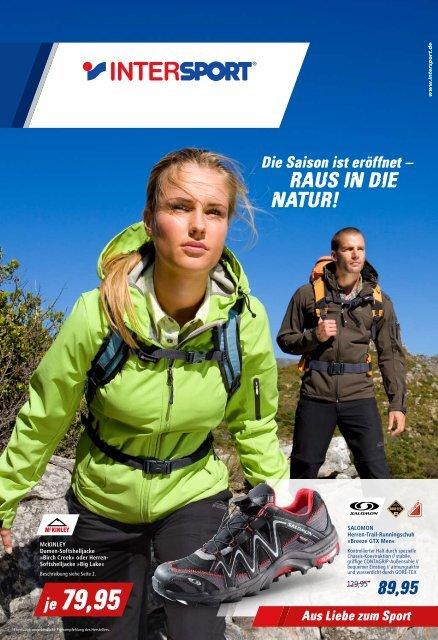 Jetzt aktuellen Outdoor-Prospekt downloaden (PDF ... - Intersport Erdl