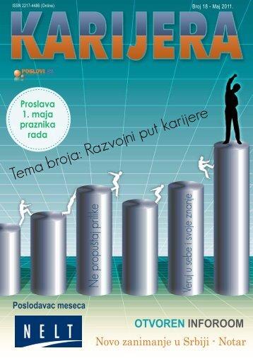 """Magazin """"Karijera"""" - Poslovi.rs"""