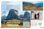 Un insolito viaggio all'interno della Sicilia, lontani dai noti itinerari ...