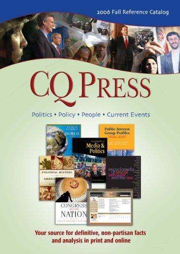 AP - CQ Press
