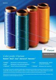 Color prefer Clariant