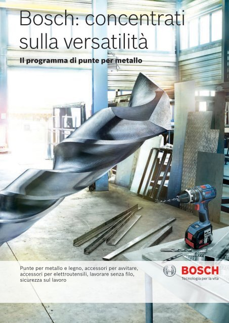 Bosch 2 608 597 192 punta per trapano