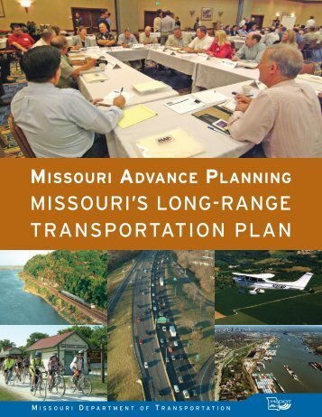 2007 Long-Range Transportation Plan - Missouri Department of ...