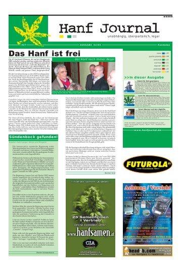 Hanfjournal 02/04