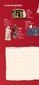 Weihnachten ... und seine Darsteller - Seite 2