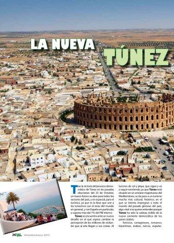 La Nueva Túnez. - TAT Revista