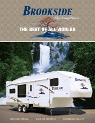 2007 Brookside Brochure - Rvguidebook.com
