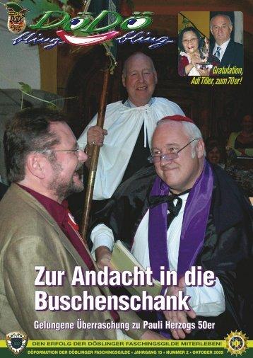 Döformation Oktober 2009