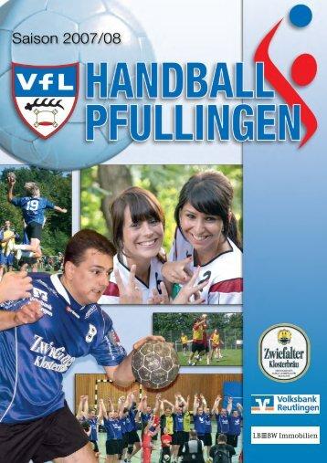 Saison 2007/2008 - VfL Pfullingen