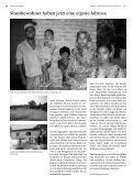 Ki Khabar 2010 - Shanti Partnerschaft Bangladesch eV - Seite 6