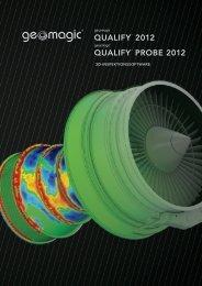 3D-INSPEKTIONSSOFTWARE - Geomagic
