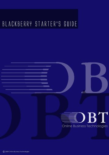 BlackBerry Starter's Guide.pdf - OBTs