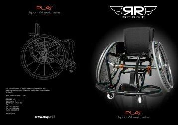 Brochure PLAY - RR Sport