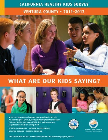 Tips for Parents - Ventura County Office of Education