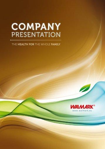 Walmark Company Profile
