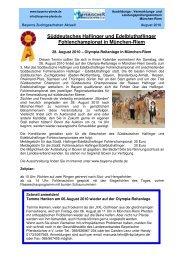 Süddeutsches Haflinger und Edelbluthaflinger Fohlenchampionat in ...
