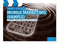 warc trends mobile marketing (sample)