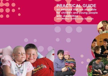 PRACTICAL GUIDE - Merthyr Tydfil County Borough Council