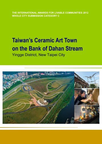 Yingge District, New Taipei City - The International Awards for ...