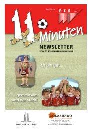 11 Minuten»! - FC Solothurn