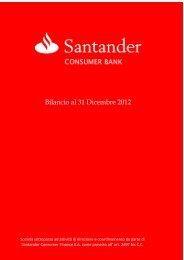 Bilancio al 31 Dicembre 2012 - Assilea