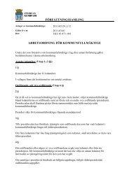 KF Arbetsordning rev jan 2011 (2).pdf - Lysekils kommun