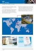 Catálogo 206 - Discos de corte, desbaste e POLIFAN - PFERD - Page 2