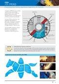 Catálogo 206 - Discos de corte, desbaste e POLIFAN - PFERD - Page 3