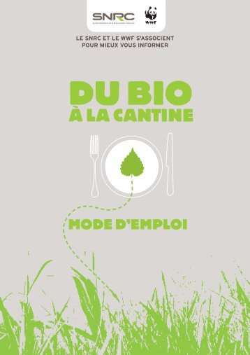Dossier repas durables la cantine arehn for Emploi cantine collective