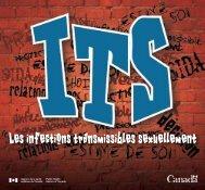 Infections transmissibles sexuellement - CATIE