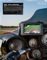 BOOM!™ AUDIO & HANDLEBARS - Harley-Davidson