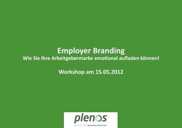 Employer Branding - Plenos